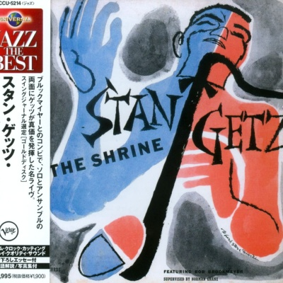 Stan Getz - Stan Getz At The Shrine