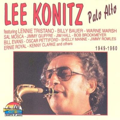 Lee Konitz - Palo Alto: 1949-1960
