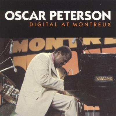Oscar Peterson - Digital At Montreux