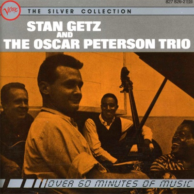 Oscar Peterson - Stan Getz and the Oscar Peterson Trio