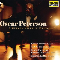 Oscar Peterson - Backyard Blues