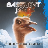 Basement Jaxx - Where's Your Head At (EP)