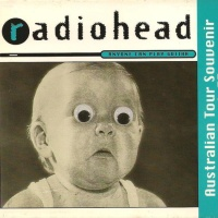 Radiohead - Anyone Can Play Guitar - Tour Souvenir Edition CDM (Single)