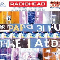 Radiohead - Just (For College) (RHEAD U.S.1) (Single)