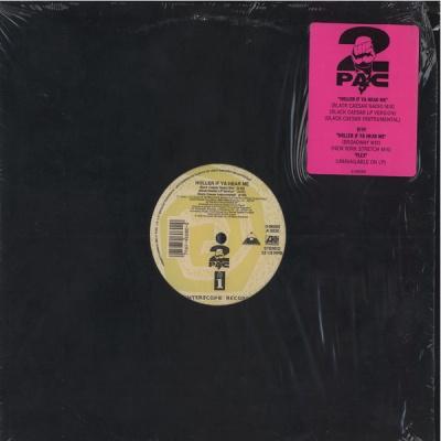 2Pac - Holla If Ya Hear Me (Single)