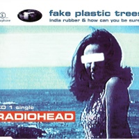 Radiohead - Fake Plastic Trees CD2 (Single)