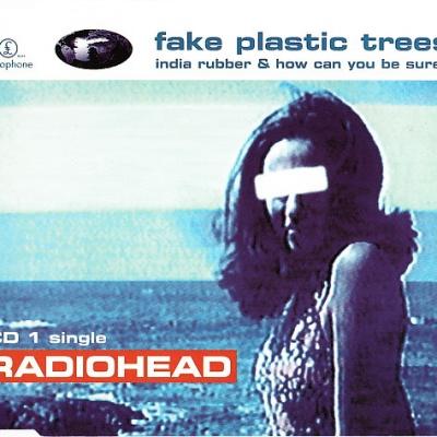 Radiohead - Fake Plastic Trees CD2 (Single)