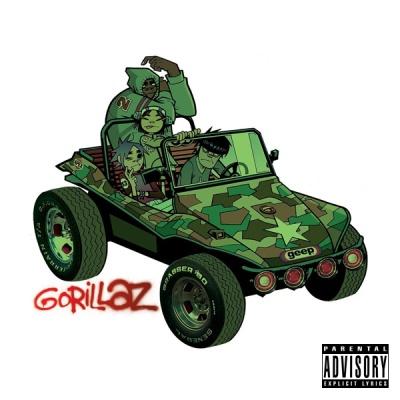 Gorillaz - Gorillaz (Album)