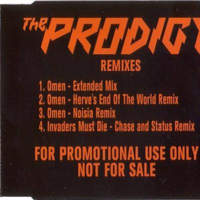 The Prodigy - Remixes