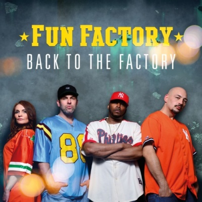 Fun Factory - Back To The Factory. CD2.