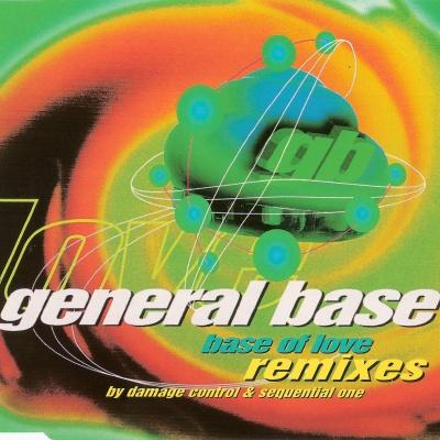 General Base - Base Of Love (Remixes)
