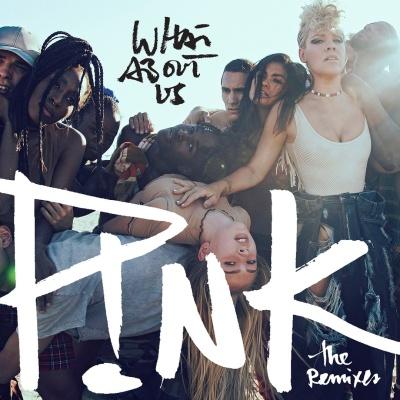 P!NK - What About Us (Cash Cash Remix)