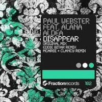Paul Webster - Disappear
