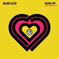 Major Lazer - Run Up (Big Fish Remix)