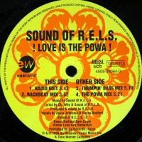 SOUND OF R.E.L.S. - ! Love Is The Powa !