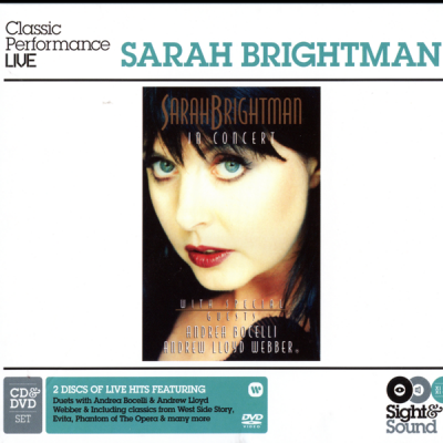 Sarah Brightman - Live In Concert
