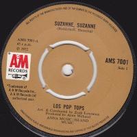 Los Pop-Tops - Suzanne, Suzanne