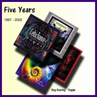 Dagda - Five Years (1997 - 2002)
