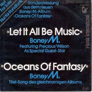 Boney M. - Let It All Be Music