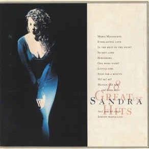 Sandra - 18 Greatest Hits
