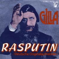 Gilla - Rasputin (Deutsche Originalaufnahme)