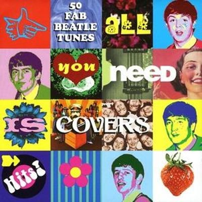 Anita Harris - All You Need Is Covers: Songs of the Beatles