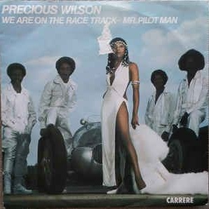 Precious Wilson - We Are On The Race Track