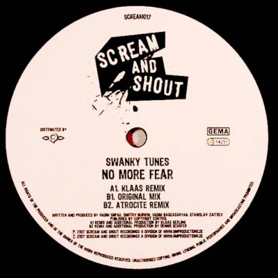 Swanky Tunes - No More Fear