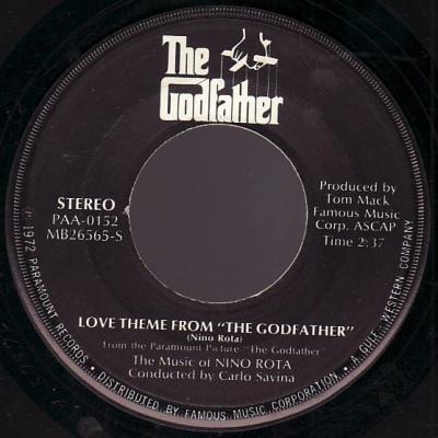 Nino Rota - Love Theme From