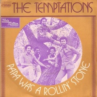 The Temptations - Papa Was A Rollin' Stone (Vocal)