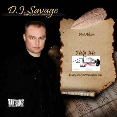 D.J. SAVAGE - First Album