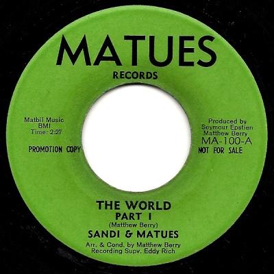 Sandi - The World