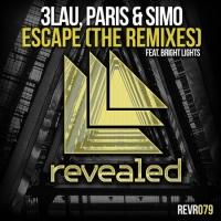 3lau, Paris - Escape (Skrux Remix)