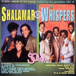 The Whispers - Shalamar Vs The Whispers - Their Greatest Hits