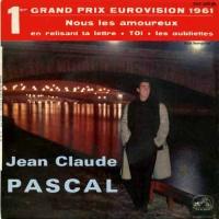 Jean Claude Pascal - Nous, Les Amoureux