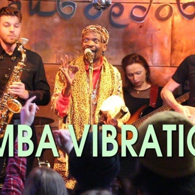 Simba Vibration - Congo Lelo