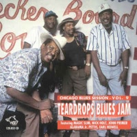 Teardrops Blues Jam - Hey Baby, Can't You See What You're Doin To Me
