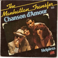 The Manhattan Transfer - Chanson D'Amour / Helpless