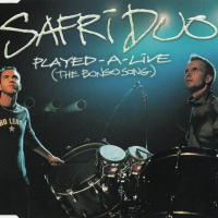 Safri Duo - Played-A-Live (The Bongo Song)