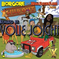 Borgore - Wild Out (Hugekilla Bootleg)