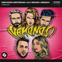 Kris Kross Amsterdam feat. Ally Brooke & Messiah - Vámonos