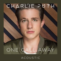 - One Call Away (Acoustic) - Single