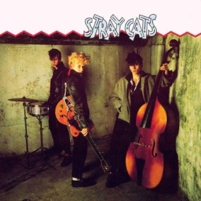 Stray Cats - Rumble In Brighton
