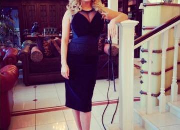 Анна Семенович сбросила лишний вес