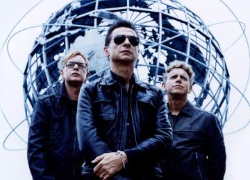 Depeche Mode презентуют коллекцию своих клипов