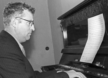 В Иркутске нашли неизданную симфонию Георгия Свиридова
