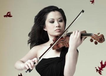 Сара Чанг с концертом приедет в Москву