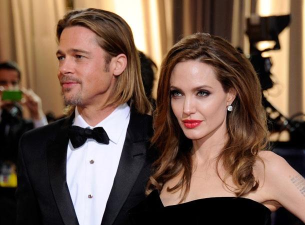 Анджелина Джоли оболгала Брэда Питта