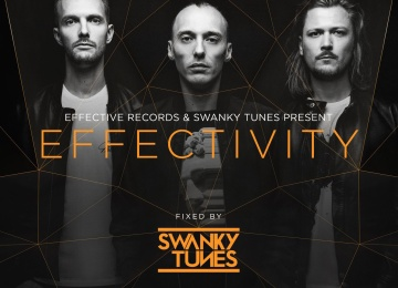 Новая работа Swanky Tunes - «Effectivity»