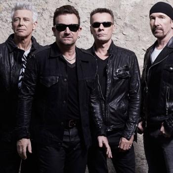 Группу U2 обвинили в плагиате